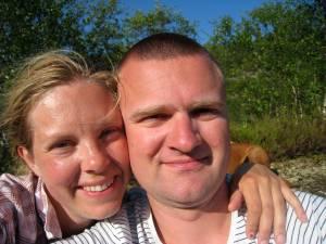 Karin och Björn