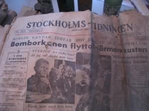 Bomborkan 1944