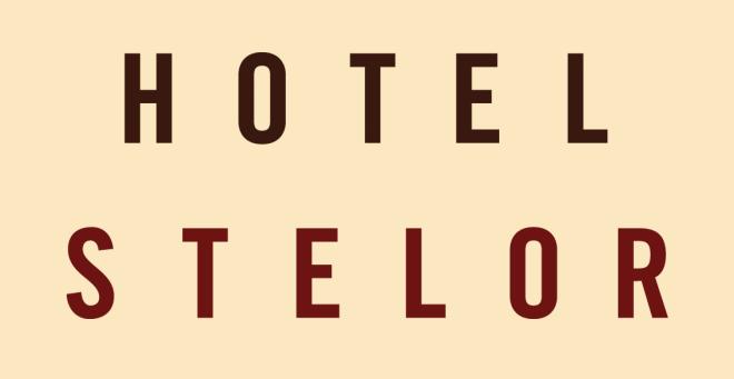 Stelors nya skinande logotyp