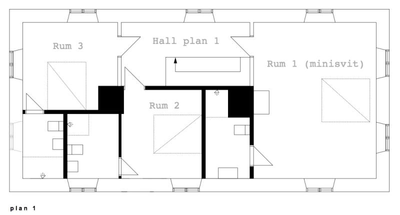 Planlösning plan 1