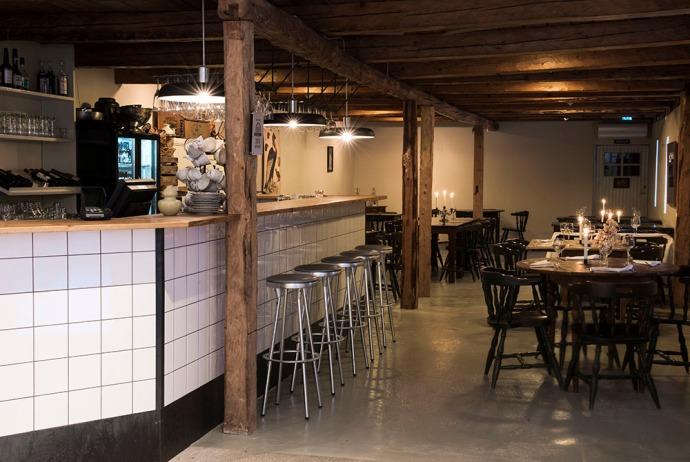 Restaurangen är snart redo för 2014